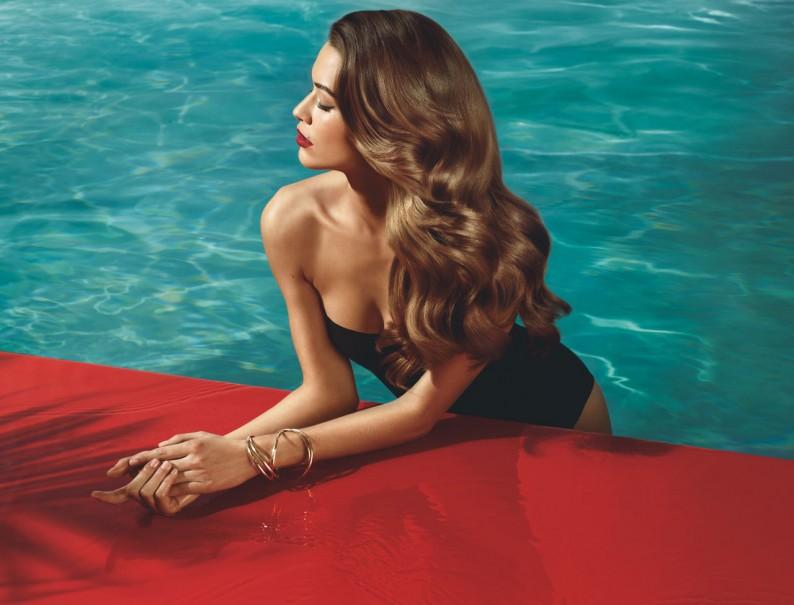 Idée coiffure : Extensions cheveux a la plage