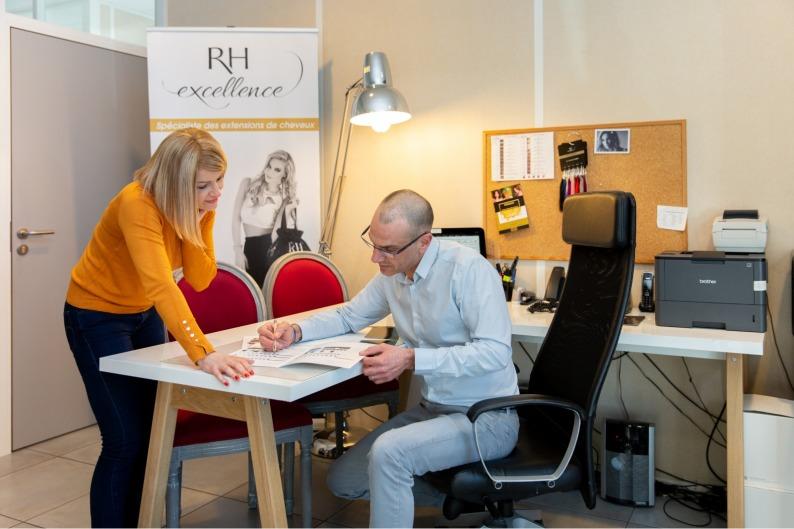 Fondatrice RH excellence service clients