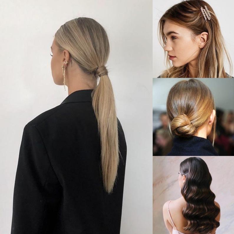 Idées de coiffures pour les fêtes