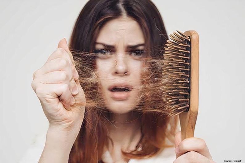 les effets du stress sur nos cheveux